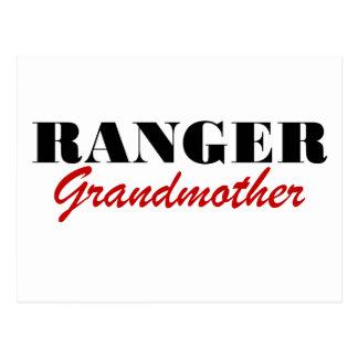 Ranger Grandmother Postcard