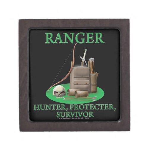 Ranger: Hunter, Protector, Survivor Premium Keepsake Boxes