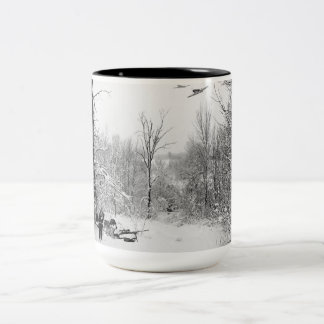 Ranger Mission Ruff Ruff Coffee Mug