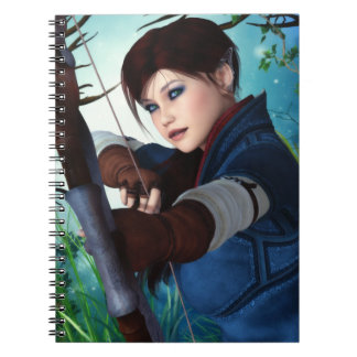 Ranger of the Woodlands Notebook