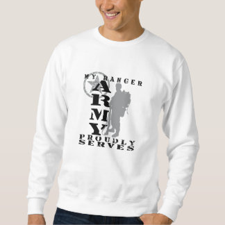 Ranger Proudly Serves - ARMY Sweatshirt