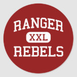 Ranger - Rebels - Elementary - Murphy Sticker