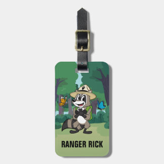 Ranger Rick | Butterfly Hero - Butterfly Sign Bag Tag