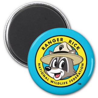 Ranger Rick | Ranger Rick Logo Magnet