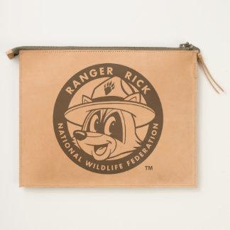 Ranger Rick | Ranger Rick Logo Travel Pouch