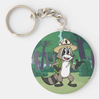 Ranger Rick | Ranger Rick Pointing Keychain