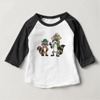 Ranger Rick | Ranger Rick & Ricky Baby T-Shirt