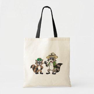 Ranger Rick | Ranger Rick & Ricky Tote Bag