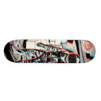 ranger rick skate board decks