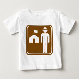Ranger Station Highway Sign Infant T-shirt