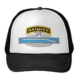 Ranger tab - 2d award CIB Trucker Hat