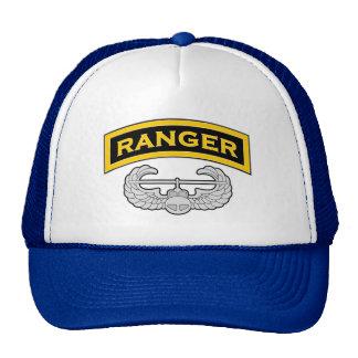 Ranger tab - Air Assault badge Hats