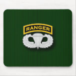 Ranger tab and Jump Wings Mousepads