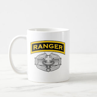 Ranger tab - Combat Medic Badge Coffee Mug
