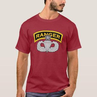 Ranger Tab & Master Blaster badge T-Shirt