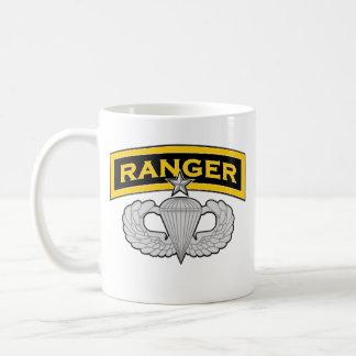 Ranger tab - Senior Jump Wings Coffee Mug