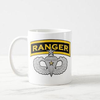 Ranger tab - Senior Jump Wings - Combat Coffee Mug
