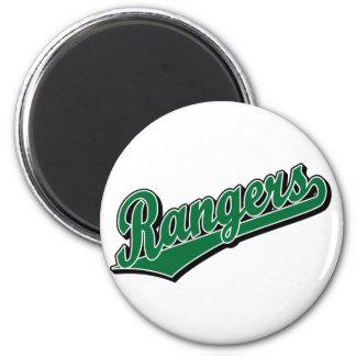 Rangers in Green Magnet