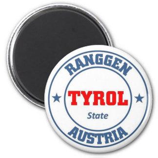 Ranggen Austria Magnet