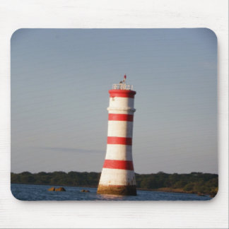 Rangitoto Lighthouse Mouse Pad