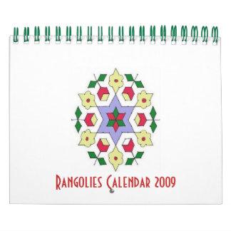 Rangolies Calendar