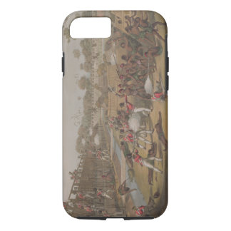 Rangoon: The Storming of one of the Principal Stoc iPhone 8/7 Case