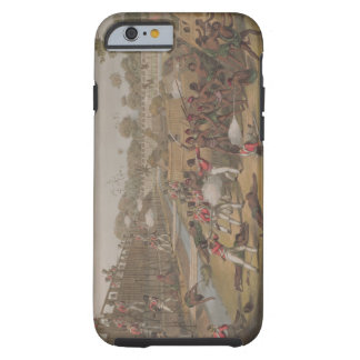 Rangoon: The Storming of one of the Principal Stoc Tough iPhone 6 Case