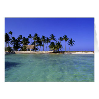 Ranguana Caye, Belize Card