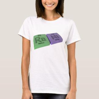 Rani as Ra Radium and Ni Nickle T-Shirt