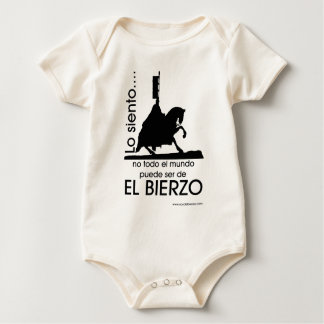 Ranita Templario Horseman Baby Bodysuit