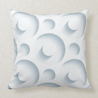 """Rank and File 2"" Throw Pillow"