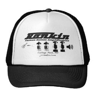 Rankin Amps Mesh Hats