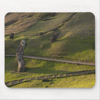 Rano Raraku, Rapa Nui, Easter Island, Chile Mouse Pad