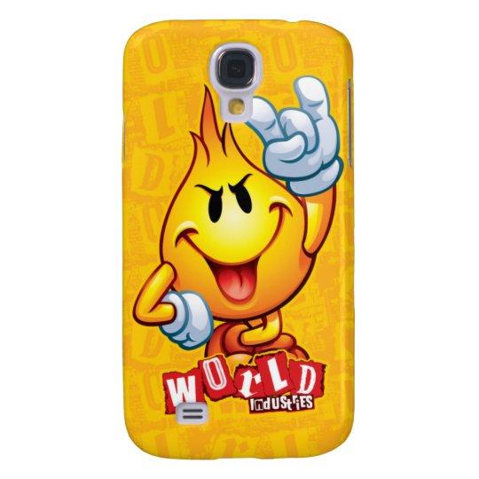 Ransom Flameboy Galaxy S4 Case