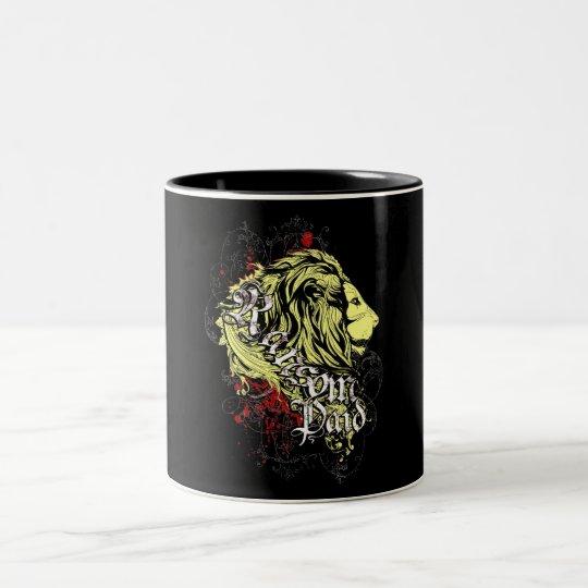 Ransom Paid Two-Tone Coffee Mug