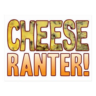 Ranter Blue Cheese Postcard