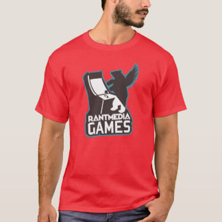 Rantmedia Games T-Shirt (Red)