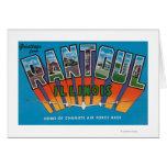 Rantoul, Illinois - escenas grandes de la letra Tarjetas