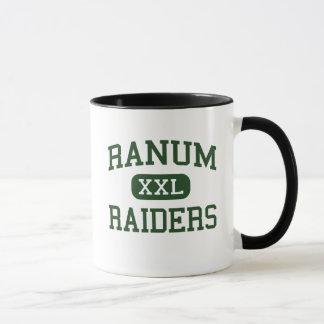 Ranum - Raiders - High School - Denver Colorado Mug