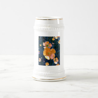 Ranúnculos hermosos taza