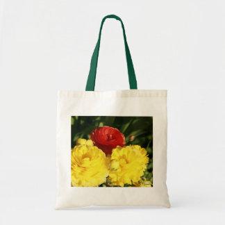 Ranunculus 2 tote bags