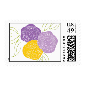 Ranunculus Bouquet Postage