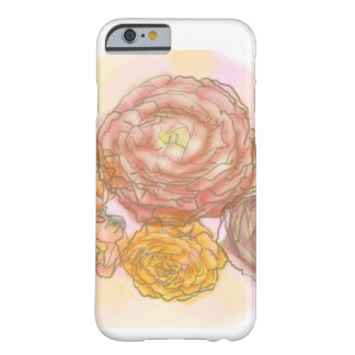 Ranunculus Barely There iPhone 6 Case
