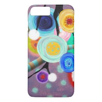 Ranunculus Floral Wedding iPhone 7 Plus Case