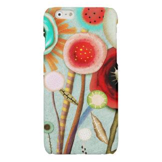 Ranunculus Glossy iPhone 6 Case
