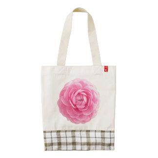 Ranunculus Zazzle HEART Tote Bag