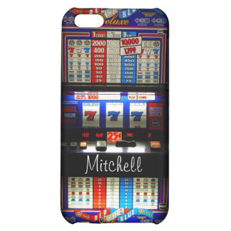 Ranura Machin del casino de Las Vegas personalizad