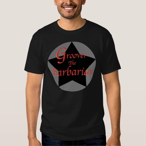 Ranurador la camisa bárbara de la estrella