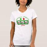 Ranuras Camisetas