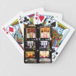 Ranuras de Las Vegas - máquinas ideales Cartas De Juego
